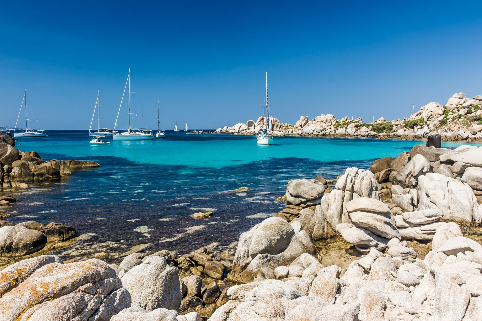 Corsica, one of the best beaches in France