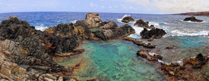 Conchi cliffs