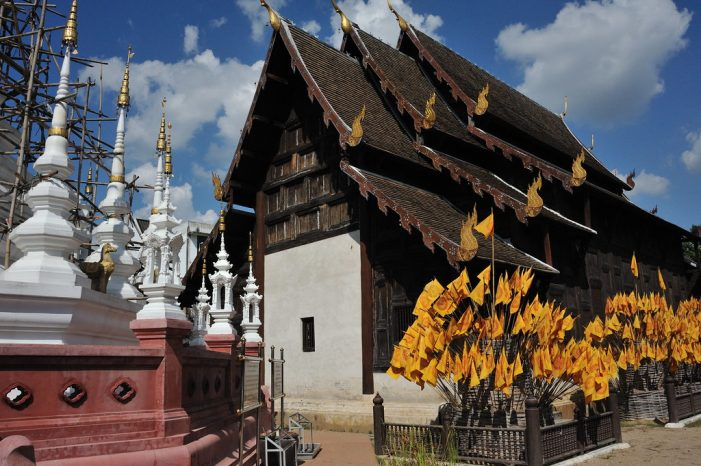 City Temple in Chiang Mai