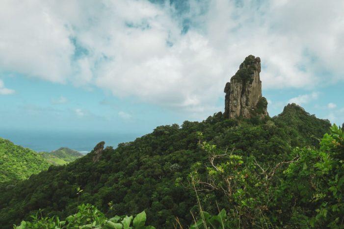 Cook Islands Cross Island Hike