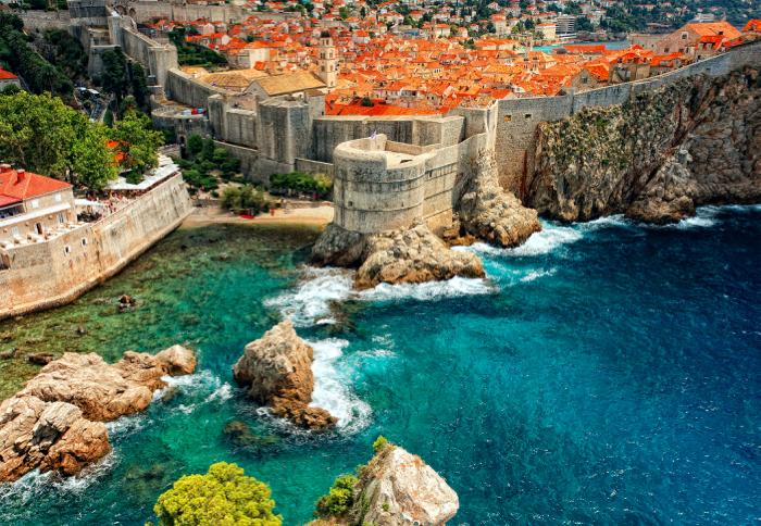 Croatia Island Hopping Dubrovnik