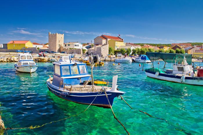 Croatia Island Hopping Dugi Otok