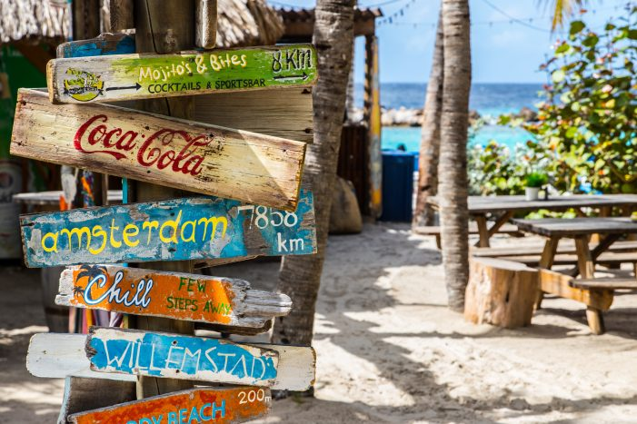 Curacao in the ABC Islands