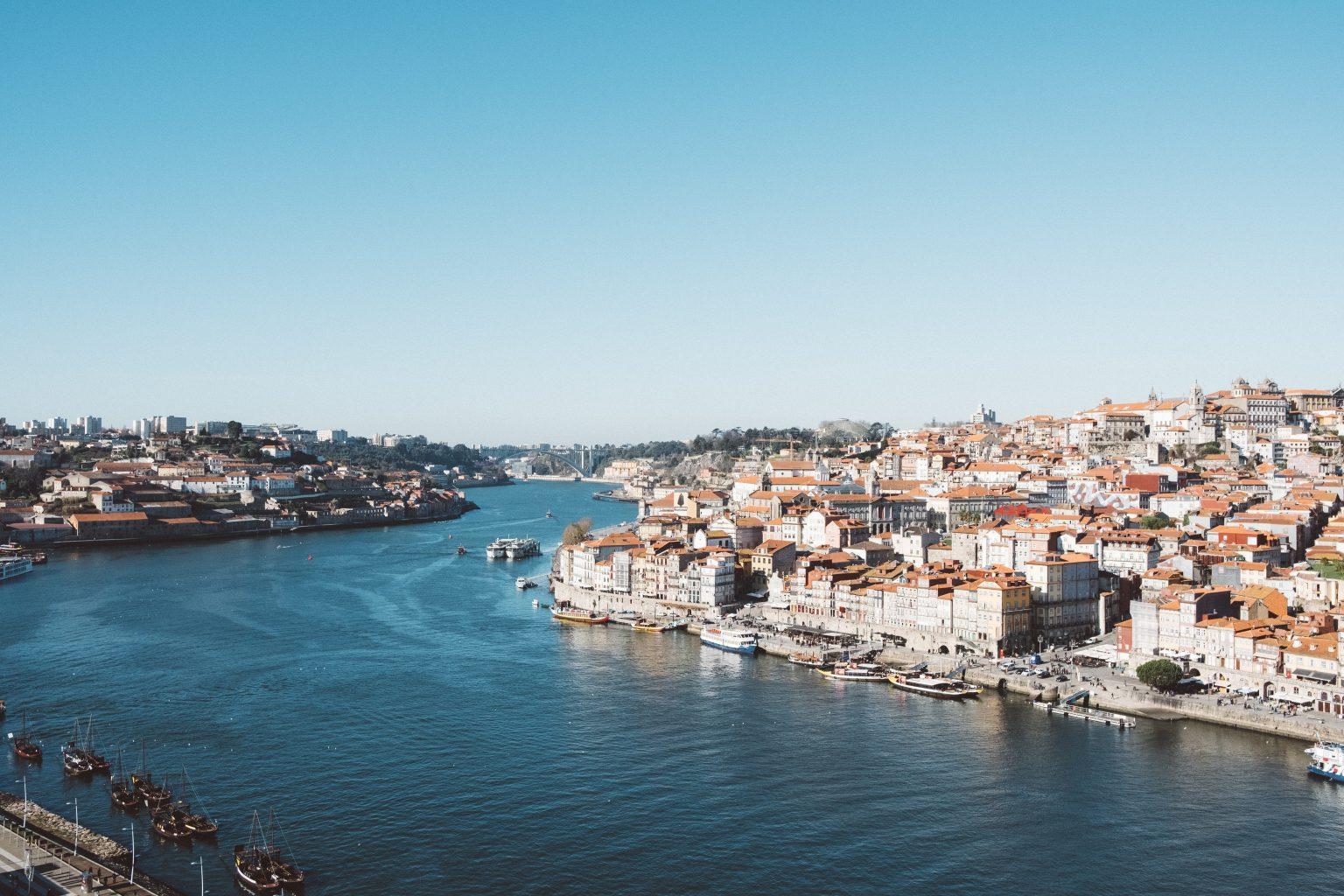 Porto River Homes