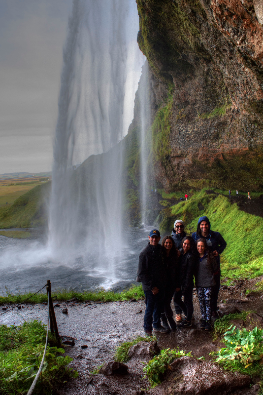 Family adventure in Iceland_waterfalls1