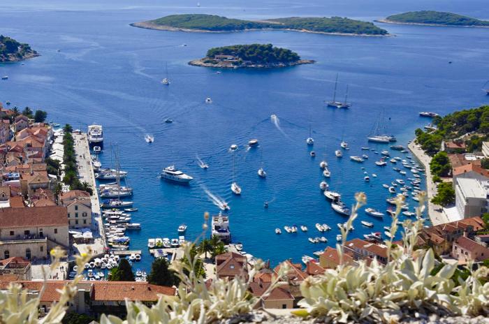 Croatia Island Hopping Hvar