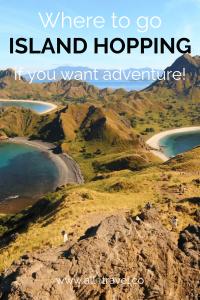 Island hopping for adventure beyond the beach