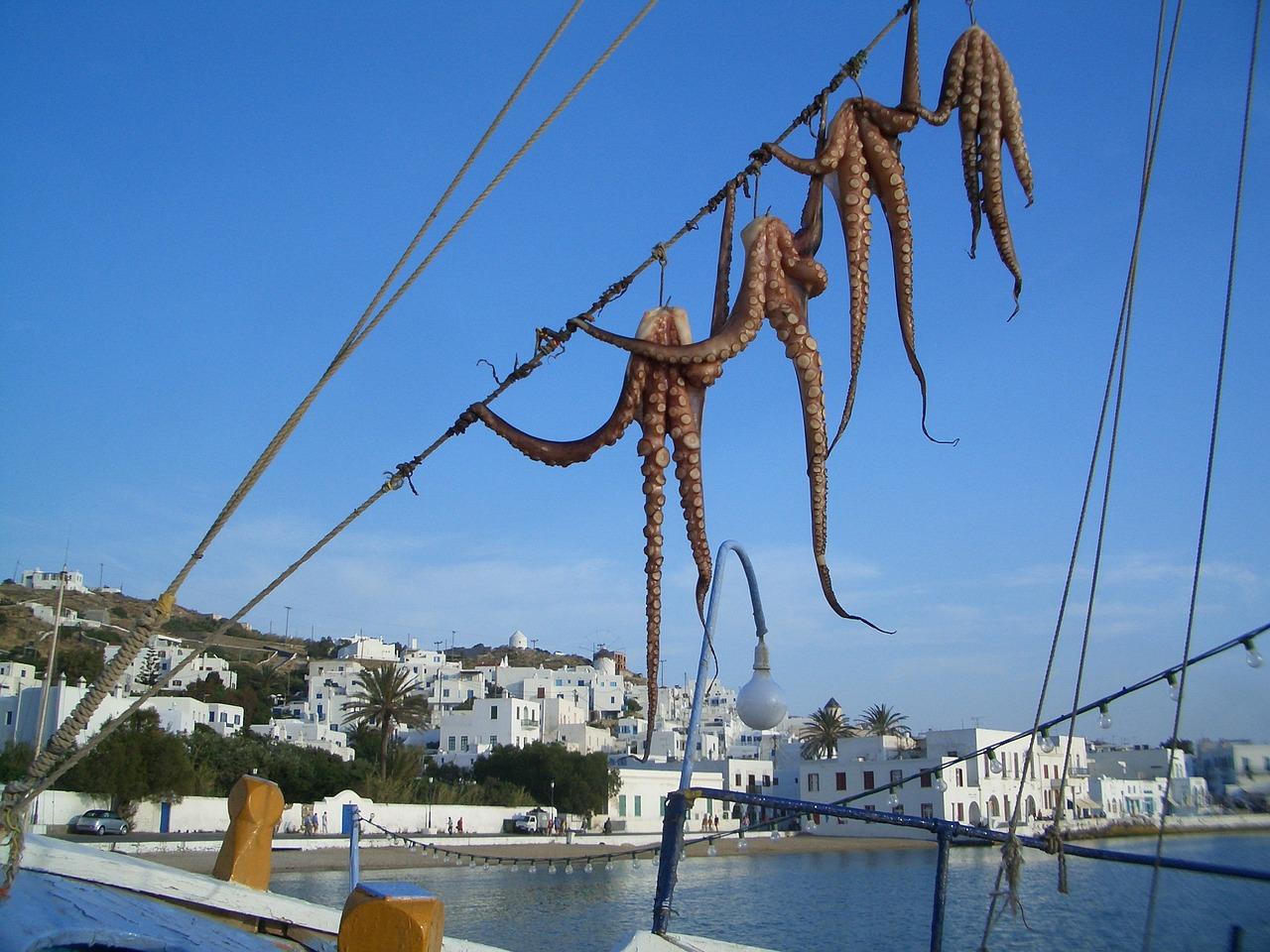 Mykonos Restaurants to visit