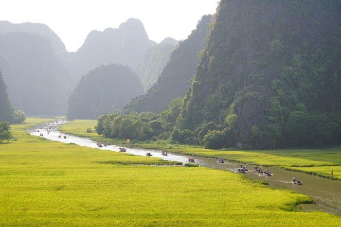 Tam Coc, Vietnam
