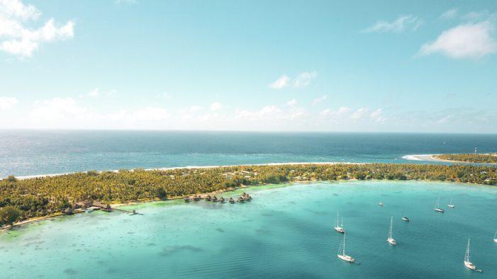 Tuamotu Atoll French Polynesia